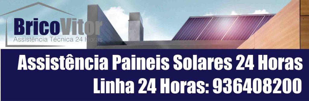 Assistência Painéis Solares Solahart São Pedro da Cadeira,