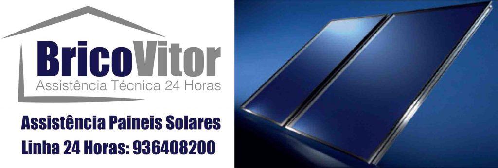 Assistência Painéis Solares Solahart Terrugem,