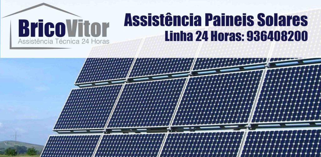Assistência Painéis Solares Solahart Algés,